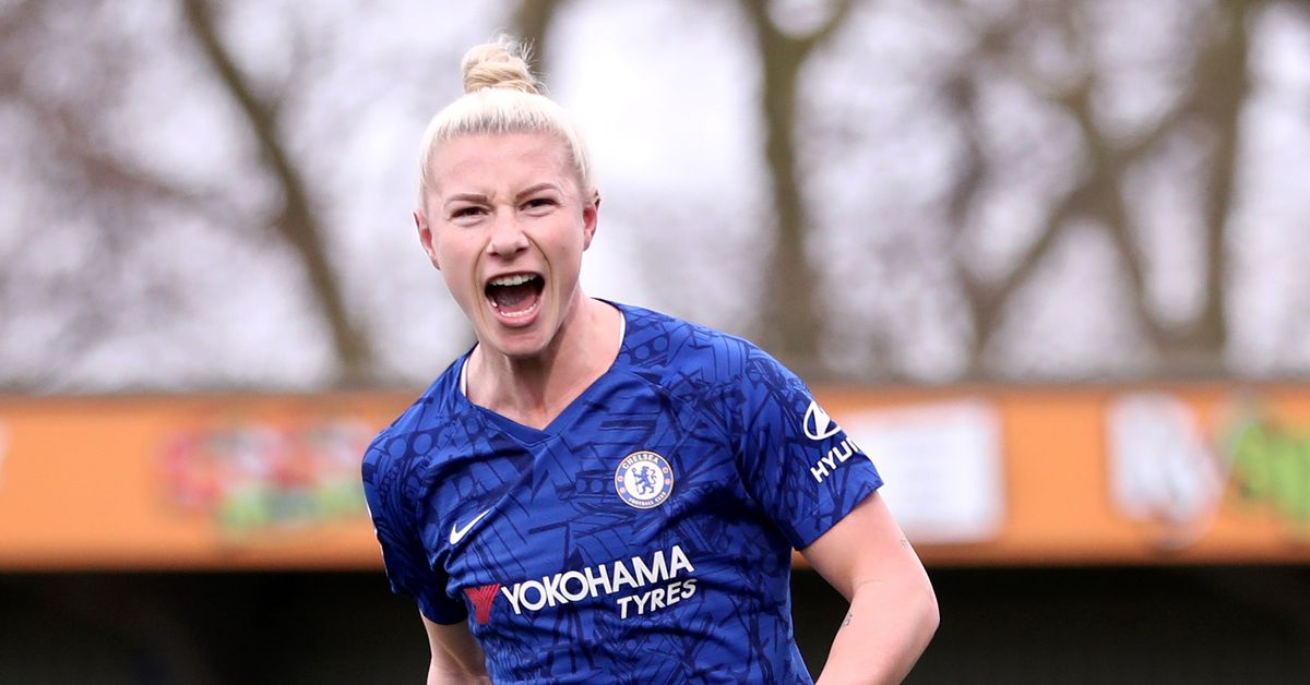 Four Chelsea FC Women players called up for international duty