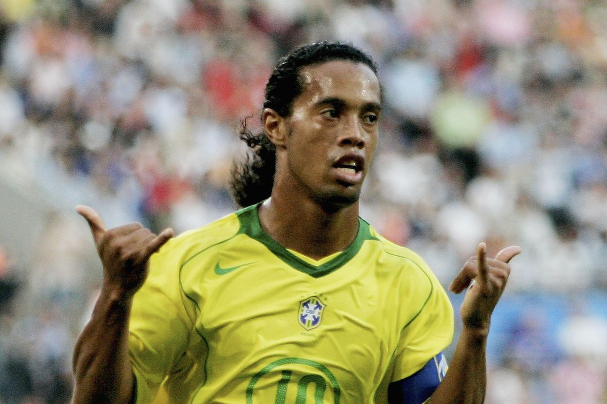 Black History Month: The wizardry of Ronaldinho - Stars and Stripes FC