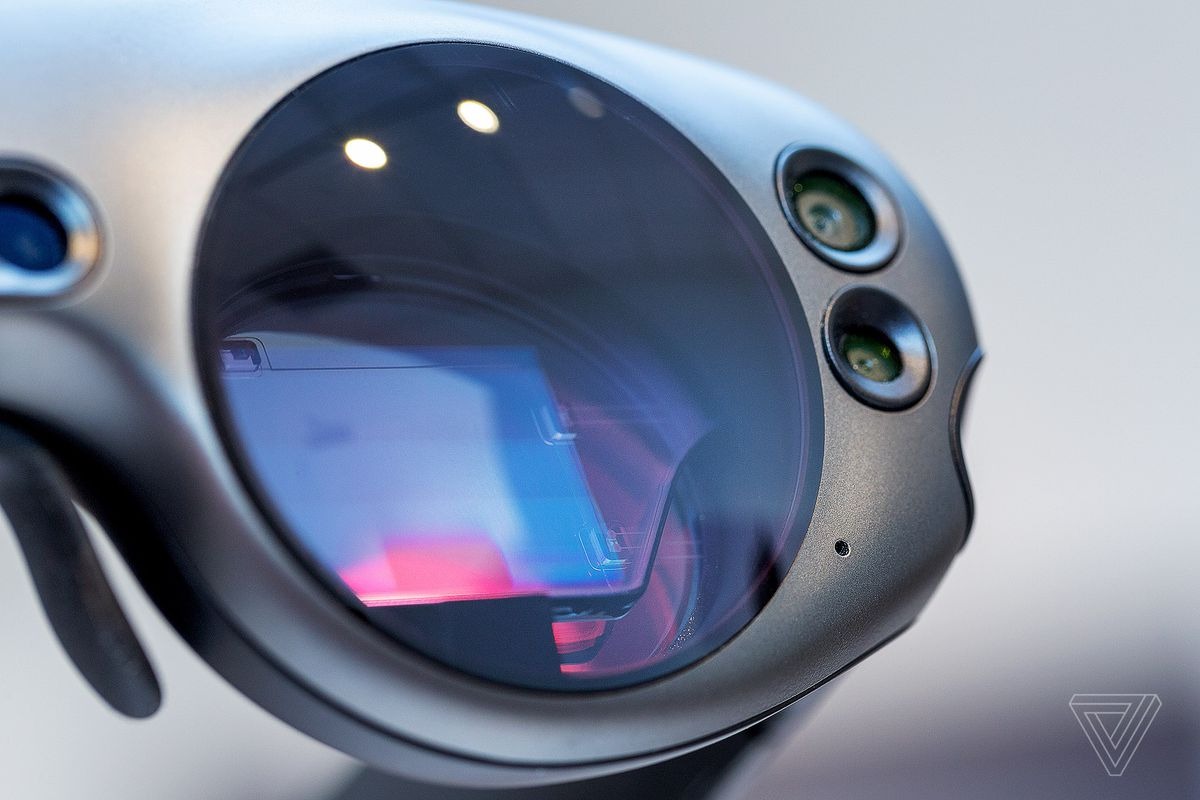 7bee5ca0b07 Magic Leap s conference teases the thrilling potential of what its ...