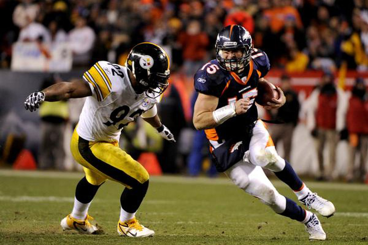 If Not For Tim Tebow Steelers May Have Won Ring No7 In 2011