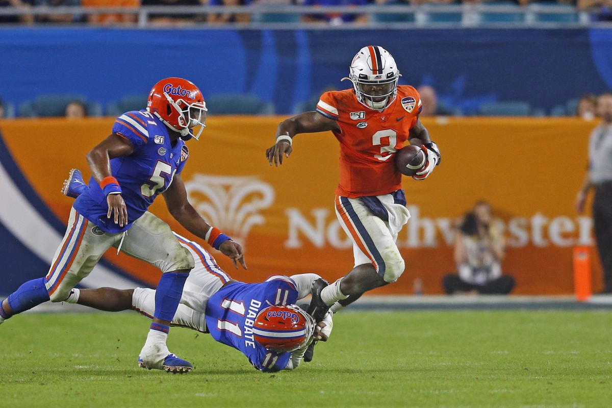 Capital One Orange Bowl - Florida v Virginia