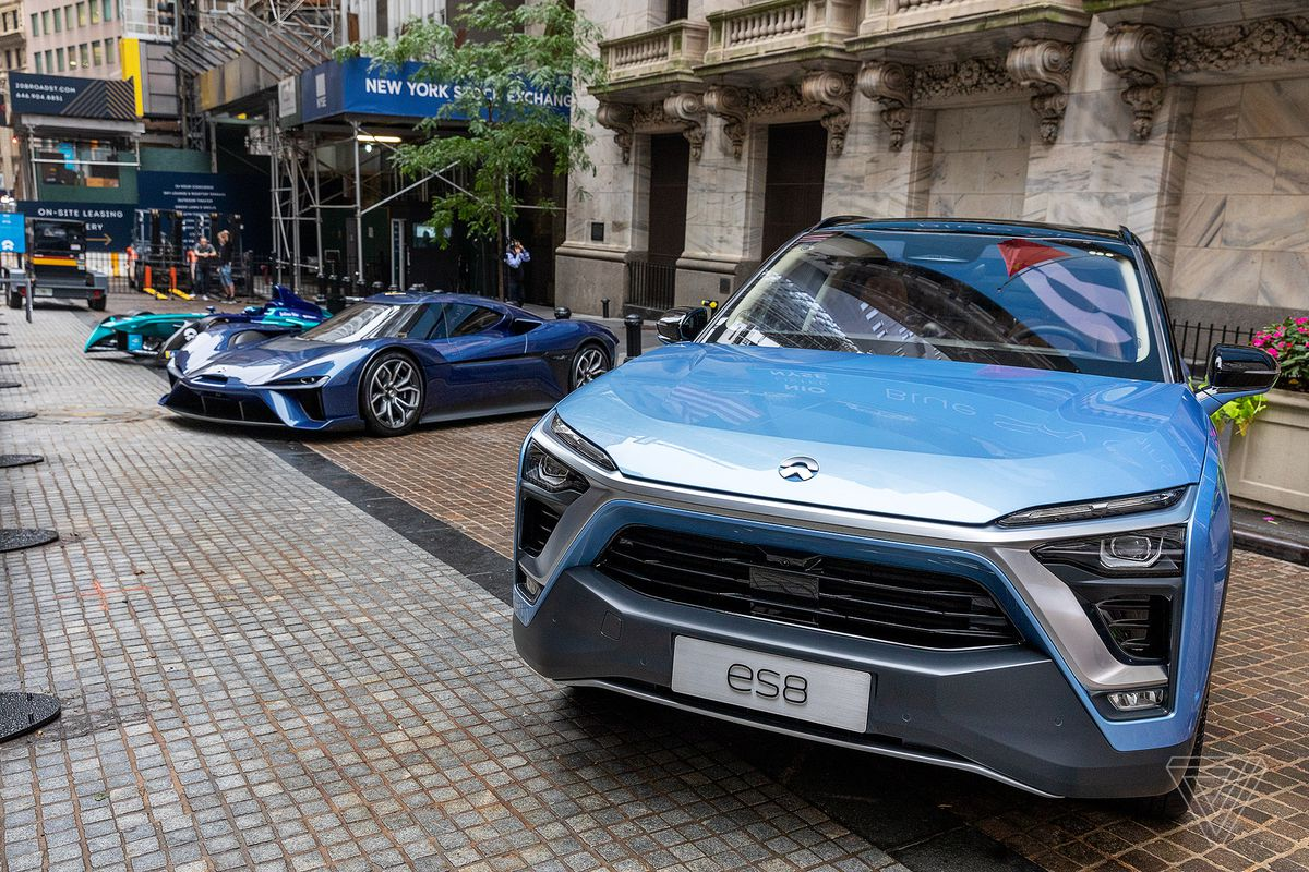 NIO has laid off 70 employees and closed an office in