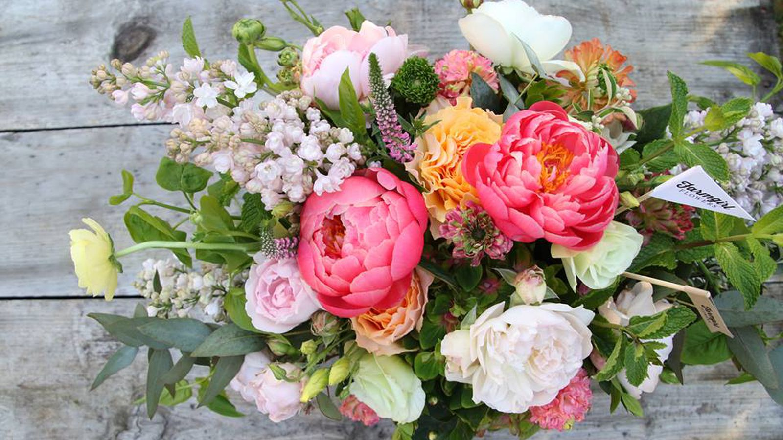 In Florists Farmgirl Flowers Now Delivering Stylish