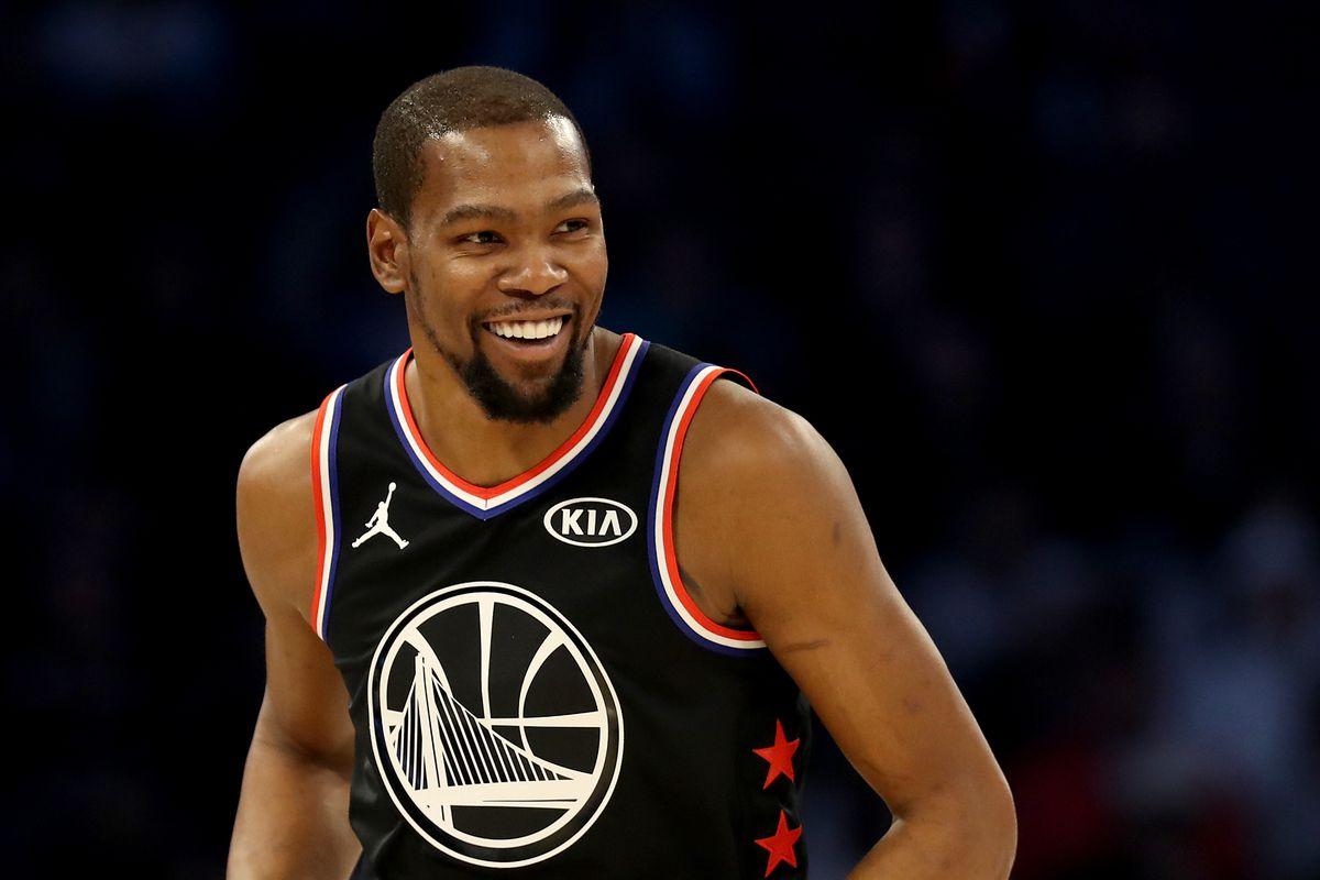 0687d0ba9638 Durant wins All-Star MVP as Team LeBron wins 178-164 vs Team Giannis