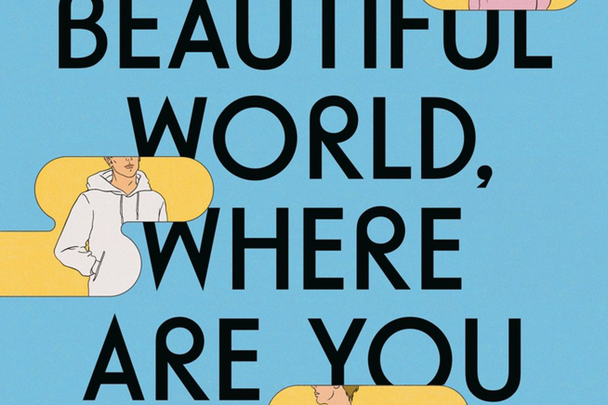 Sally Rooney review: Beautiful World, Where Are You conflicts with the  author's brand - Vox
