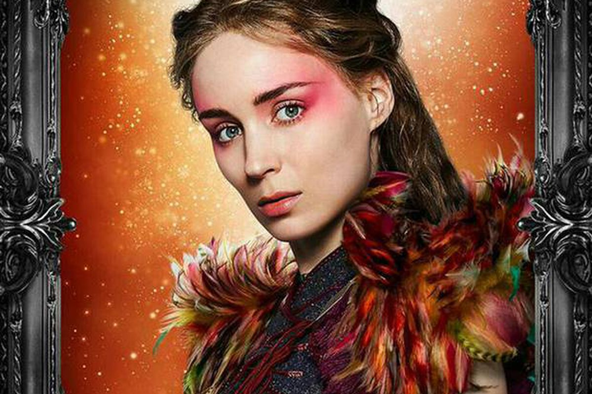 This is Rooney Mara as Tiger Lily in the Pan poster