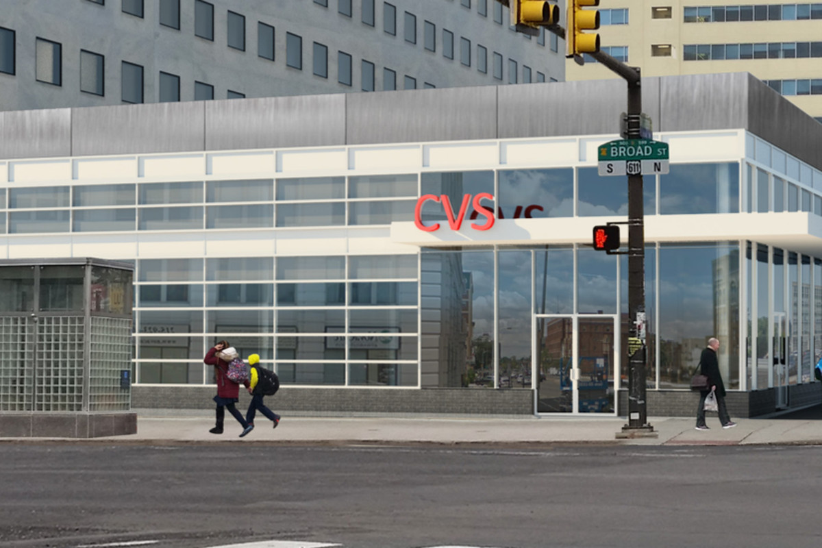 Blatstein Plans Development With Cvs Next To Tower Place