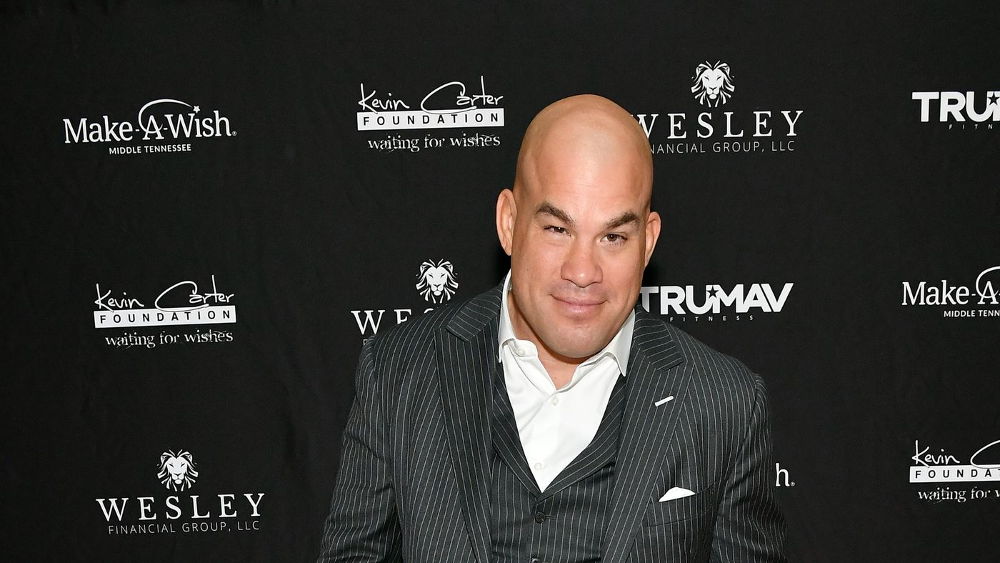 Tito Ortiz, Megan Fox star in movie about MMA fighter in love with an invisible girl (Video)