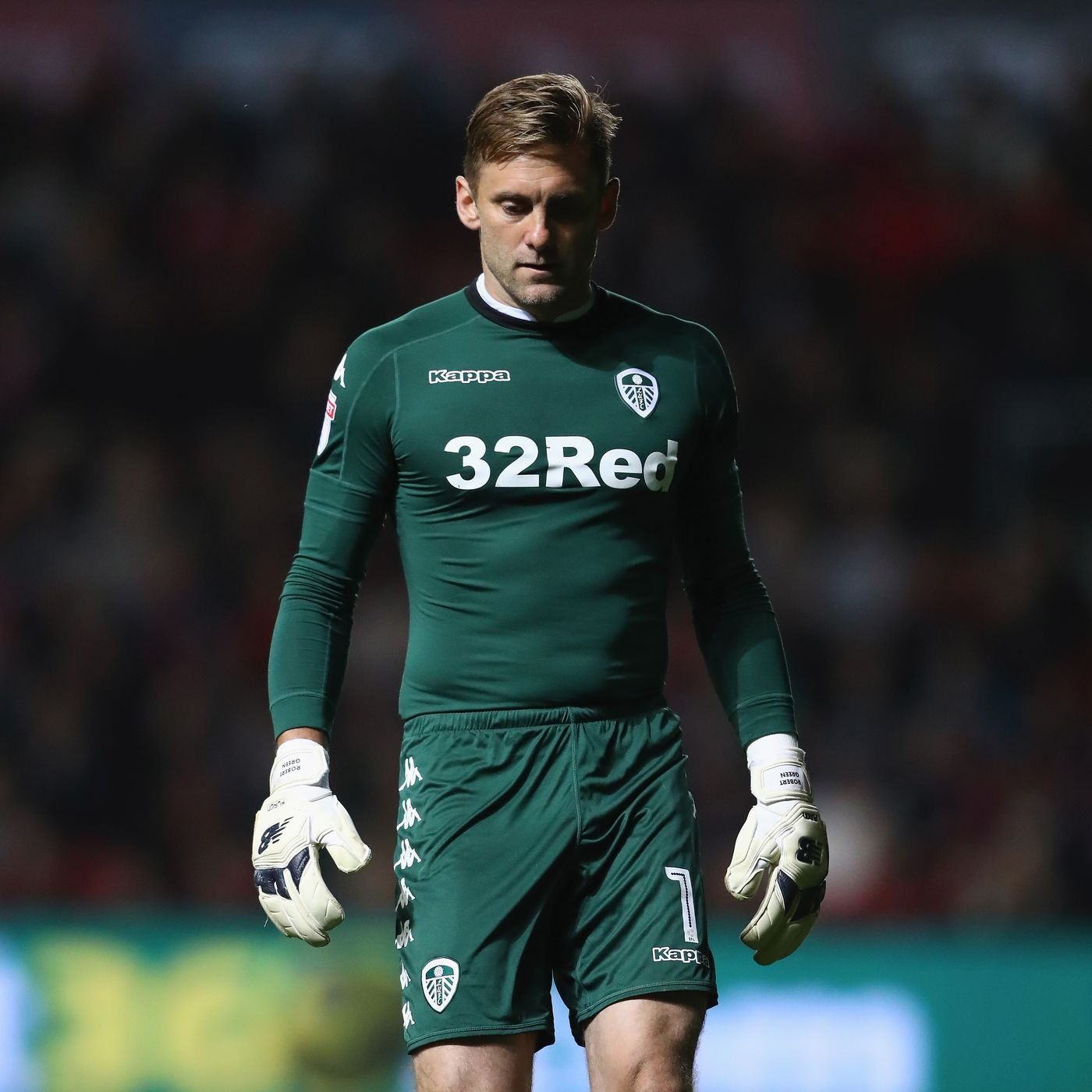 84c251aa80ba Arsenal rumored to be interested in Leeds United s Rob Green - Through It  All Together
