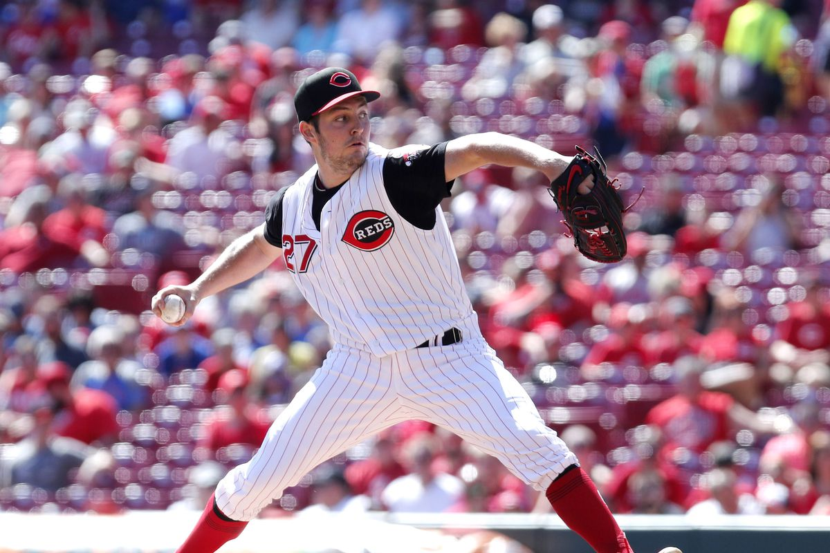 Trevor Bauer hit hard again, Reds fall to Mets 6-3