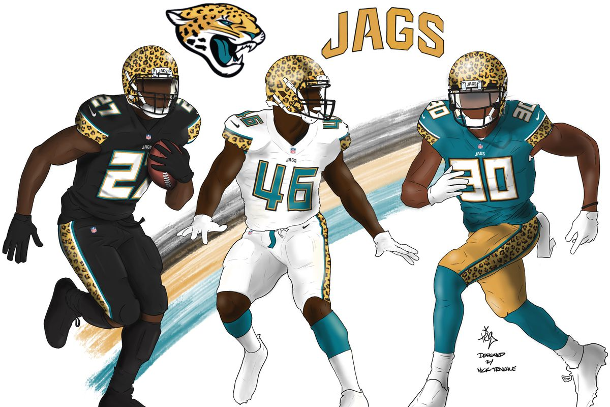 low priced 91c23 0327b Jacksonville Jaguars Daily: Uni Watch announces winners to ...