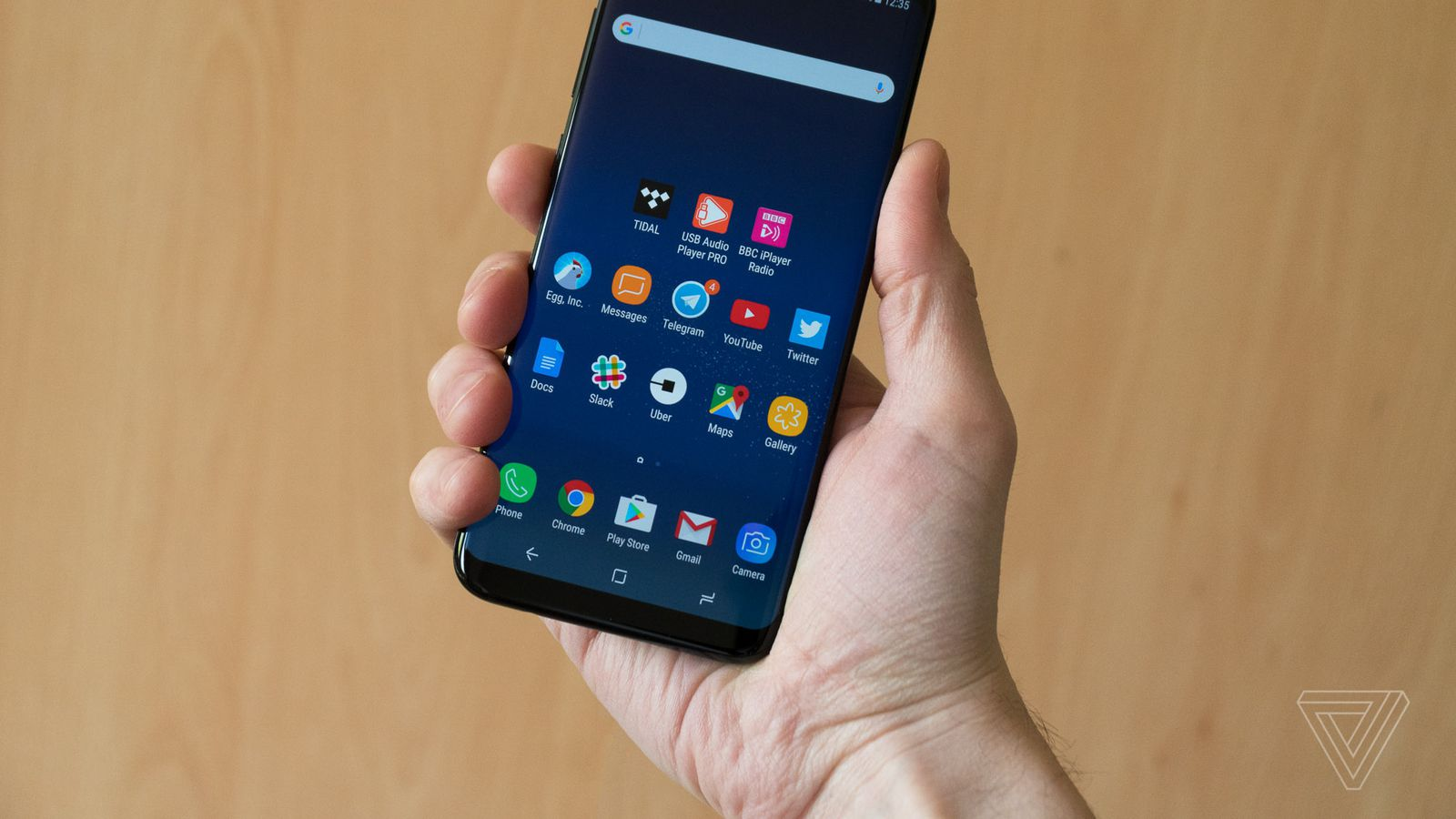 photo image Google Play Music releases an exclusive feature for the Samsung Galaxy S8