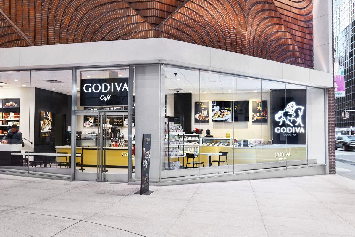 Godiva Cafe