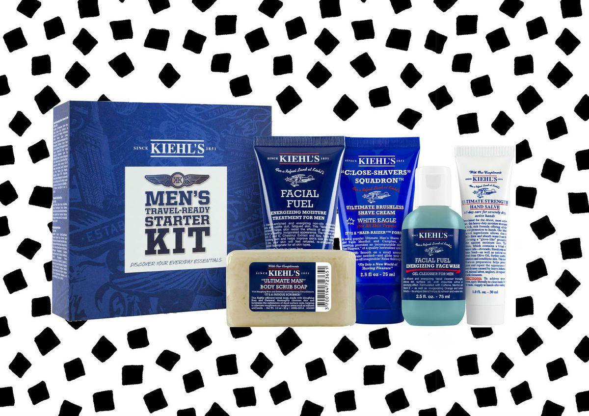Kiehl's men's products