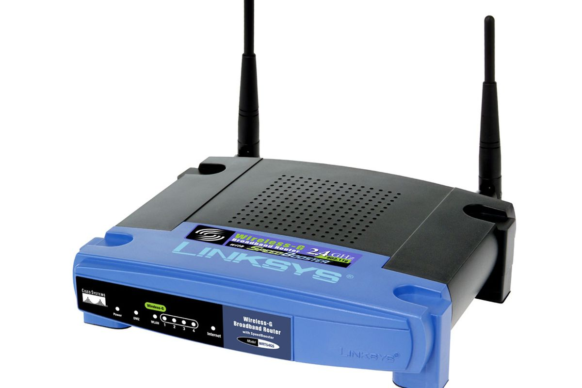 Belkin buys Linksys home router business from Cisco, giving it 30 ...