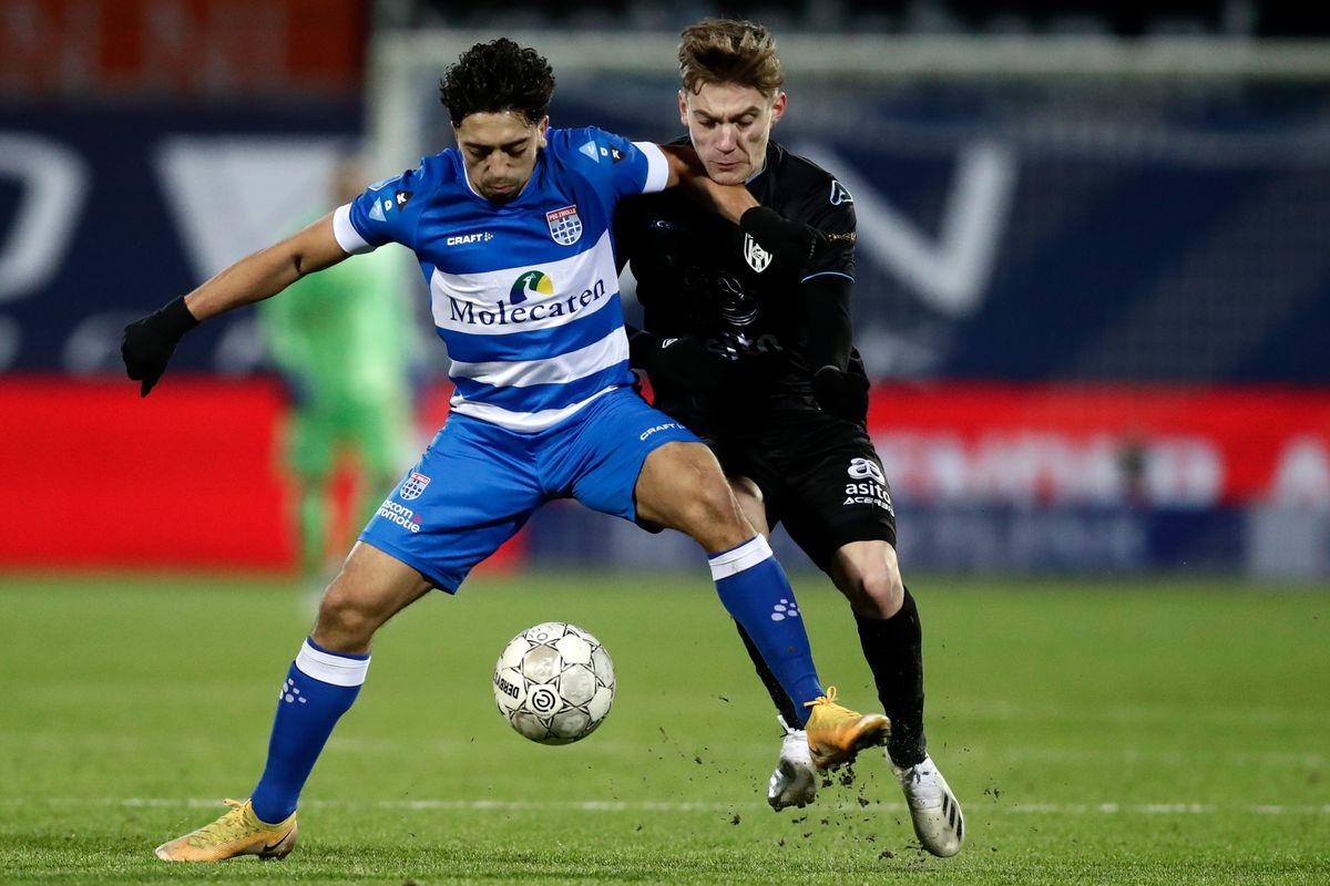 PEC Zwolle v Heracles Almelo - Dutch Eredivisie