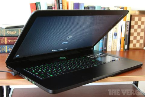 Razer Blade review (late 2012) - The Verge