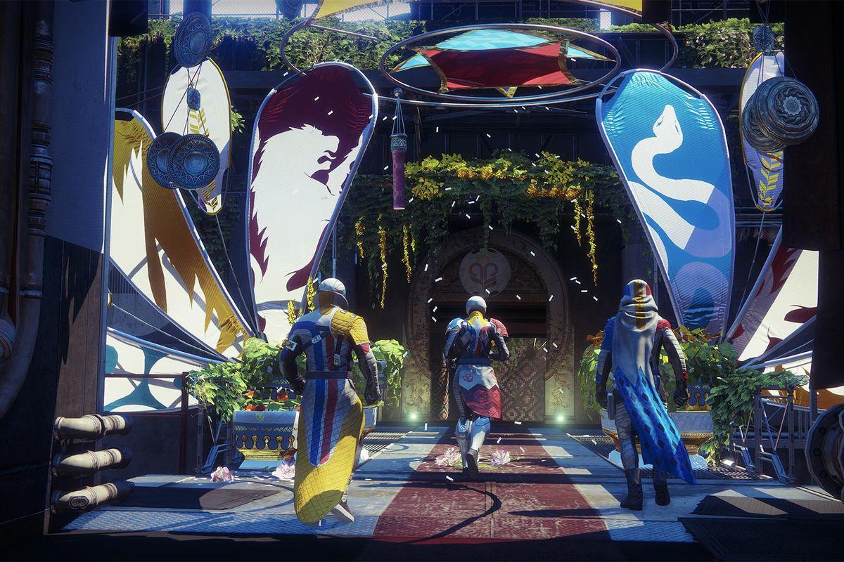 Destiny 2 Guardian Games art