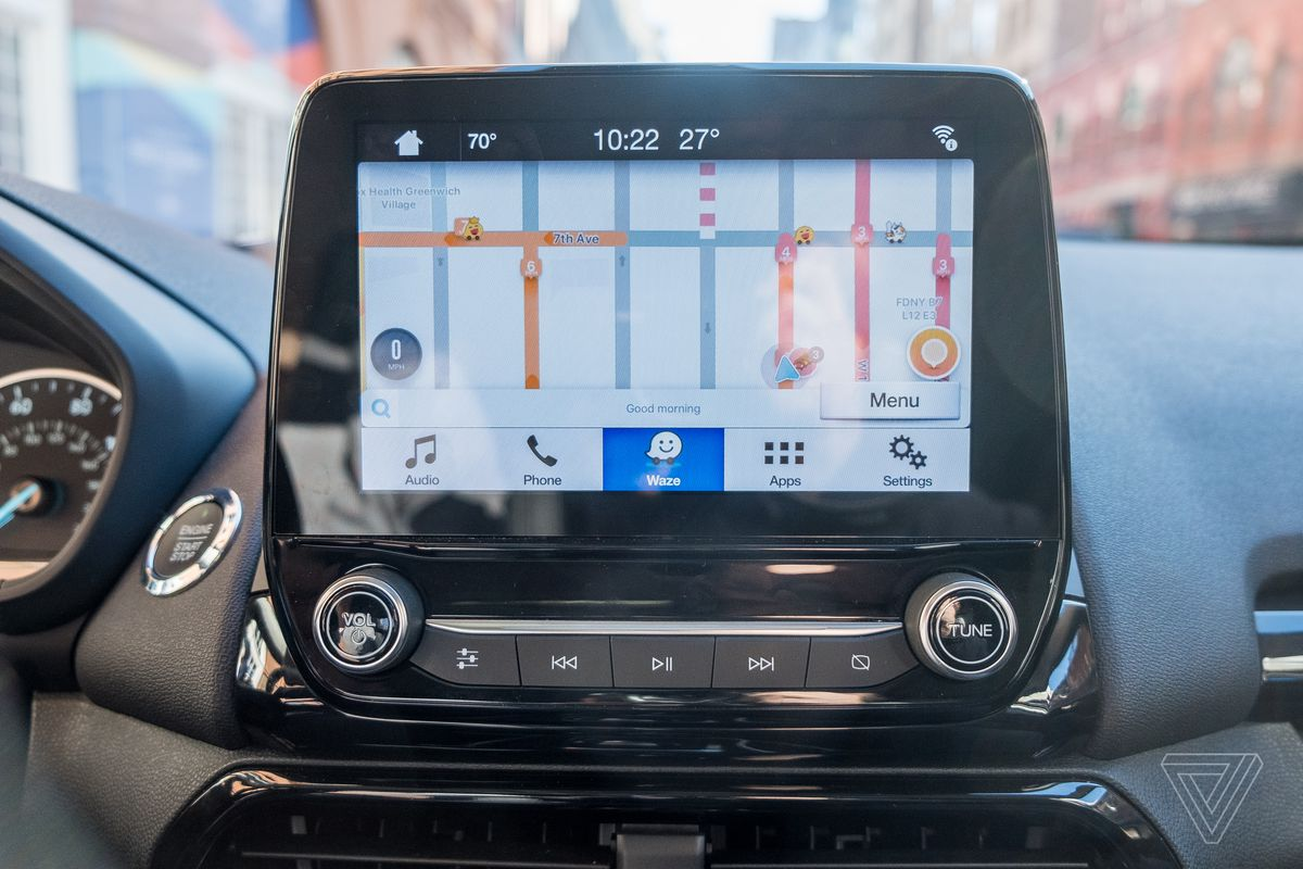Waze for iOS is finally coming to Ford cars - The Verge