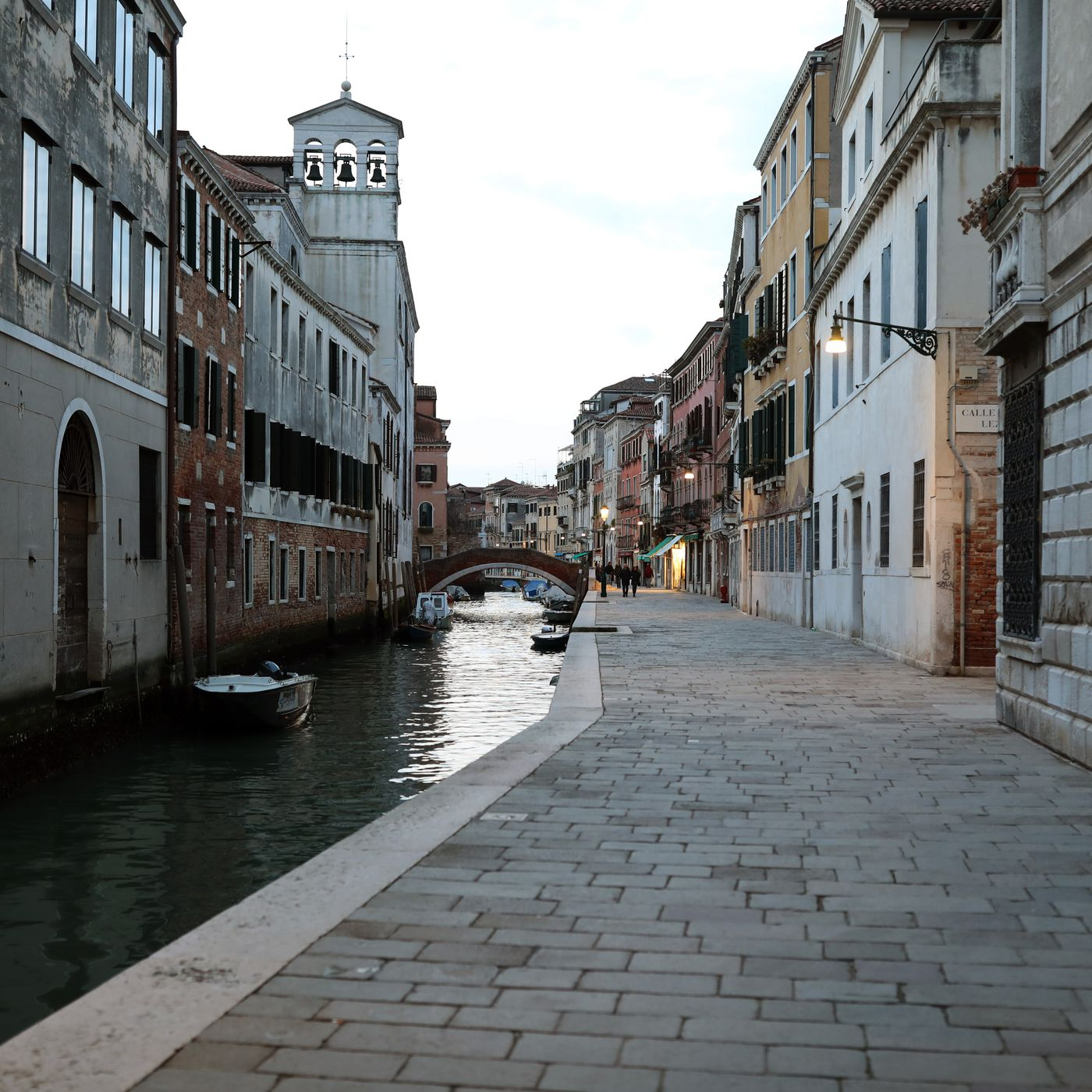 All Of Italy Is Being Placed On Lockdown Due To Coronavirus The Verge