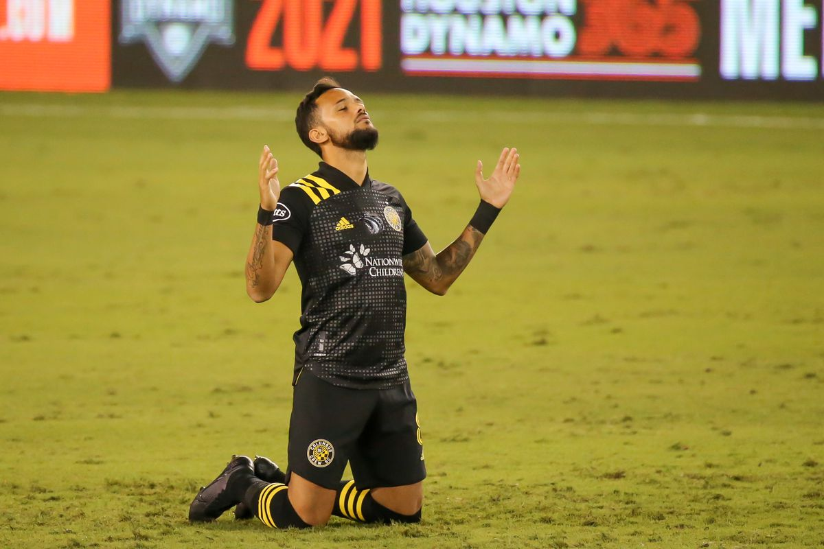 SOCCER: OCT 24 MLS - Columbus Crew SC at Houston Dynamo