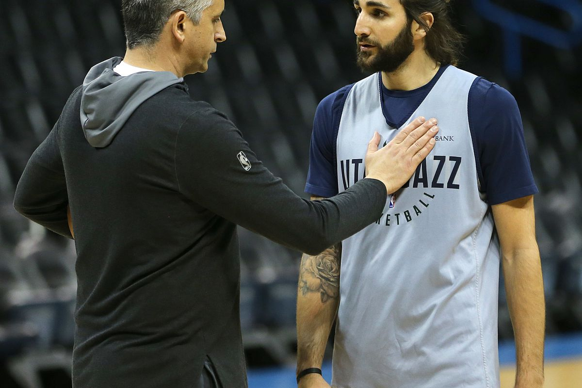 official photos f5f6e dc82a Utah Jazz's Quin Snyder confident that ex-assistant Igor ...