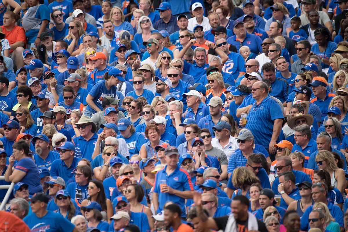NCAA Football: Boise State at Oklahoma State