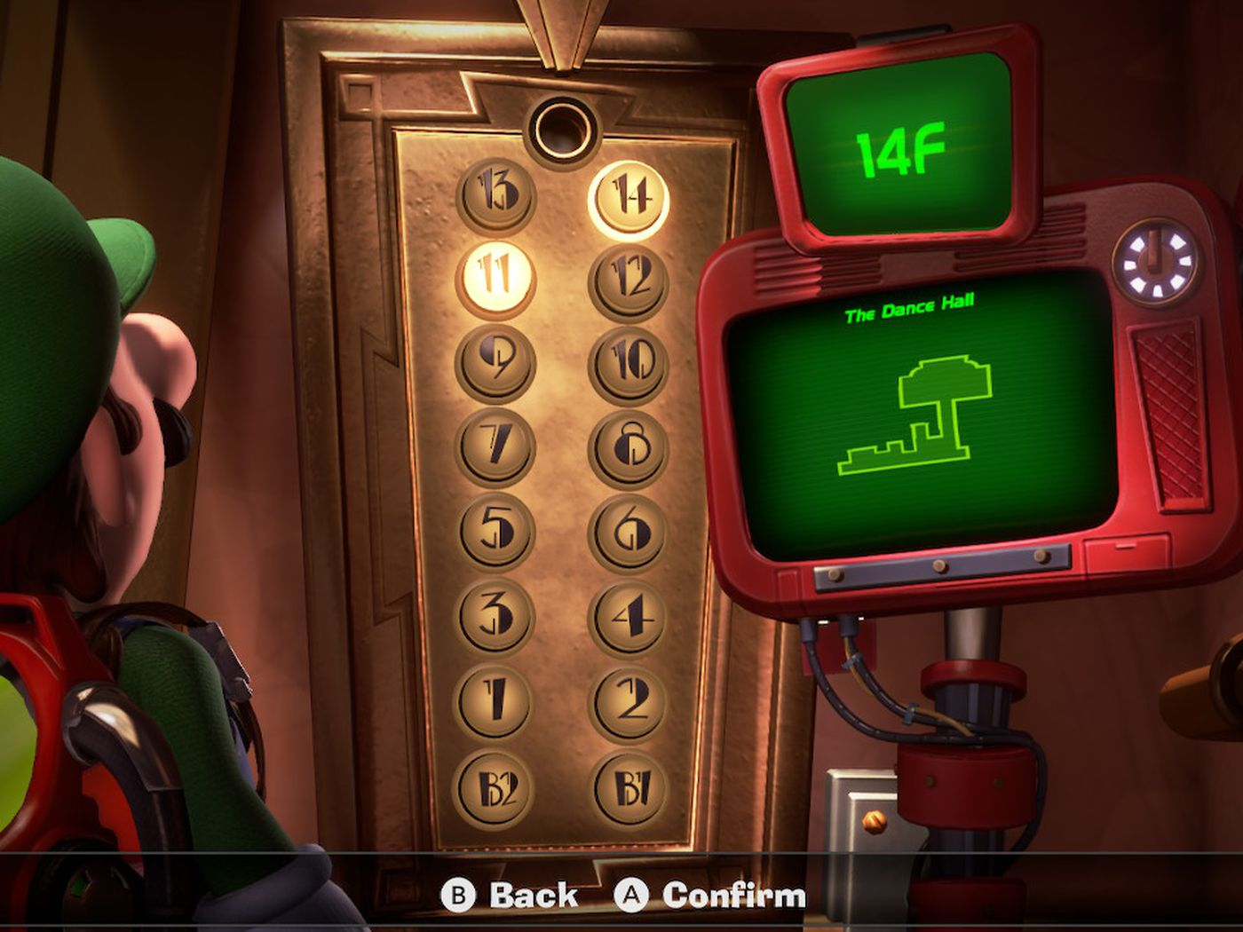 Luigi S Mansion 3 14f Gems Locations Guide Polygon