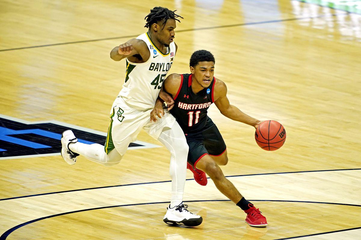 NCAA Basketball: Hartford at Baylor