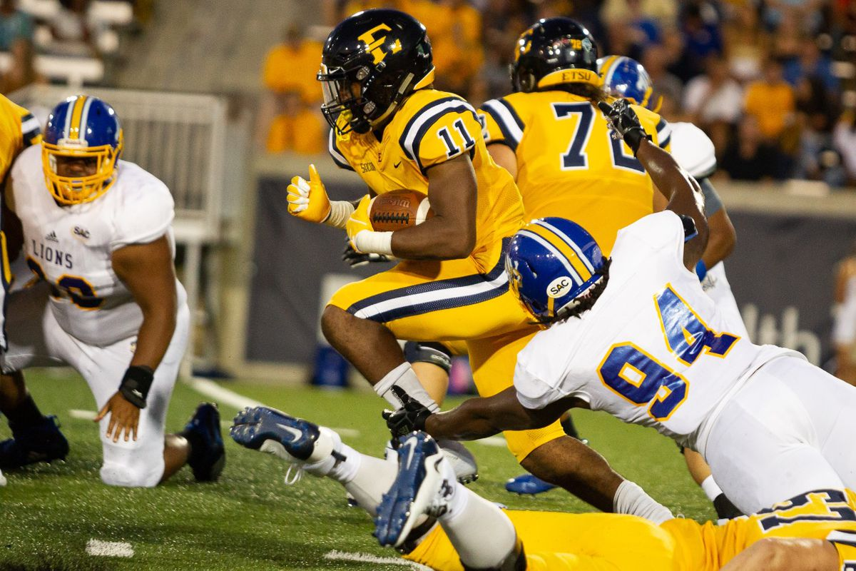 Tennessee Football Opponent Preview: ETSU Buccaneers ...