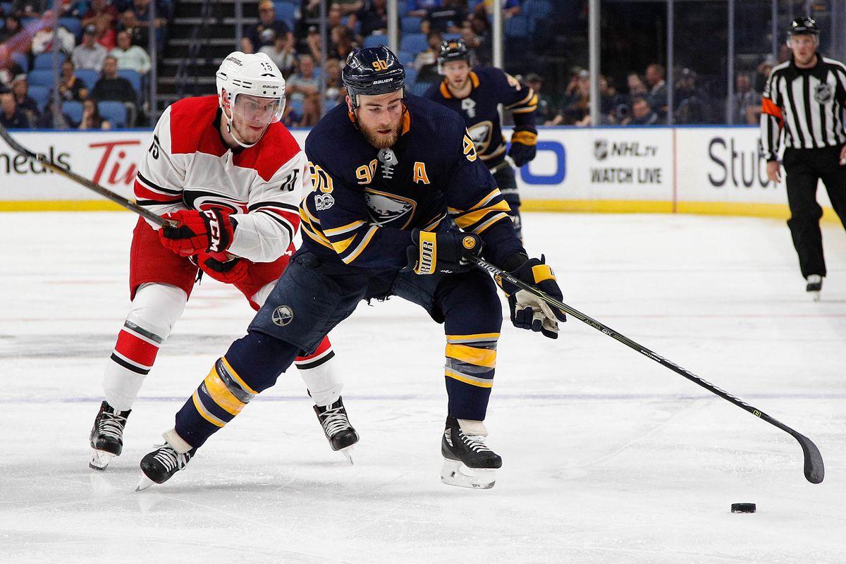 NHL: Preseason-Carolina Hurricanes at Buffalo Sabres