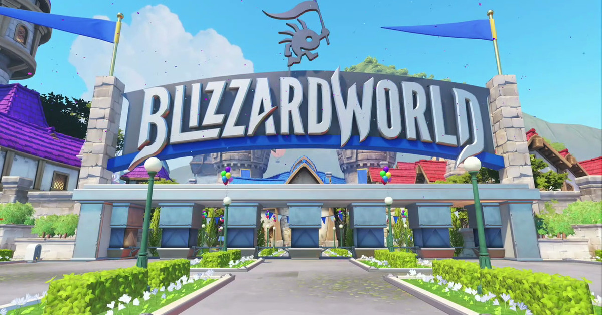 New Overwatch map is a Blizzard theme park: Blizzard World (update)