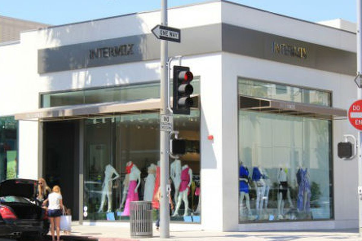 """Image via <a href=""""http://theboutique411.com/intermix-opens-in-beverly-hills/"""">The Boutique 411</a>"""