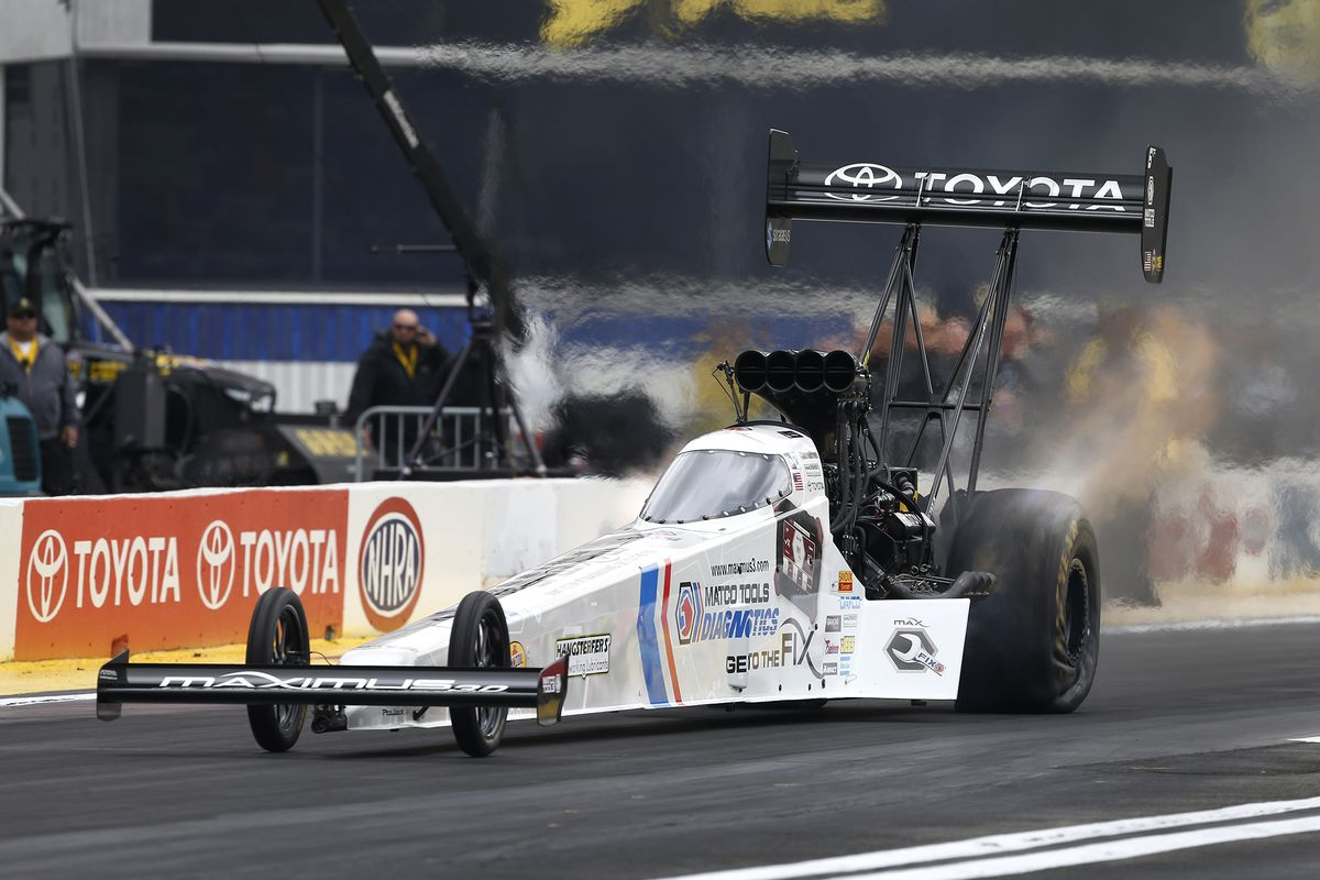 Top Fuel star Antron Brown eyes first win of season at Route 66 in Joliet
