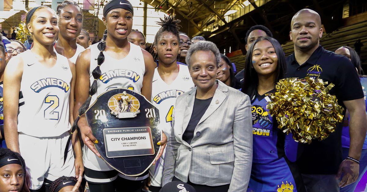 Simeon beats Kenwood, wins girls city title