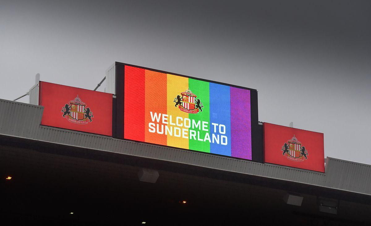 Sunderland v Coventry City - Sky Bet Championship -Stadium of Light