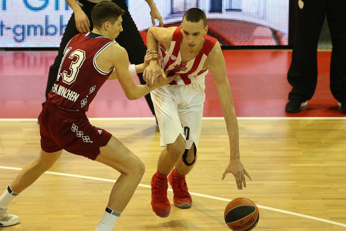 Bayern Basketball v Olympiacos Piraeus - EuroLeague Basketball U18