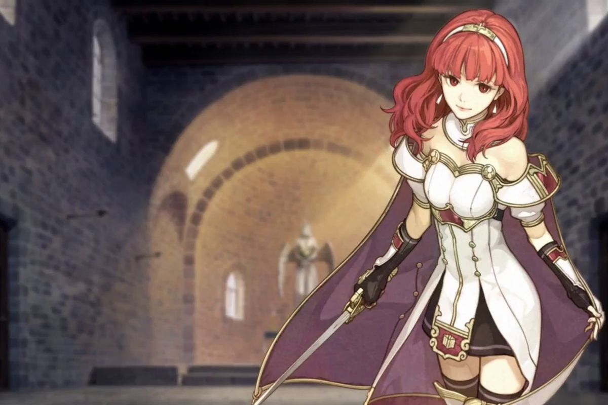 Fire Emblem Echoes Shadows Of Valentia Heading To 3ds This May