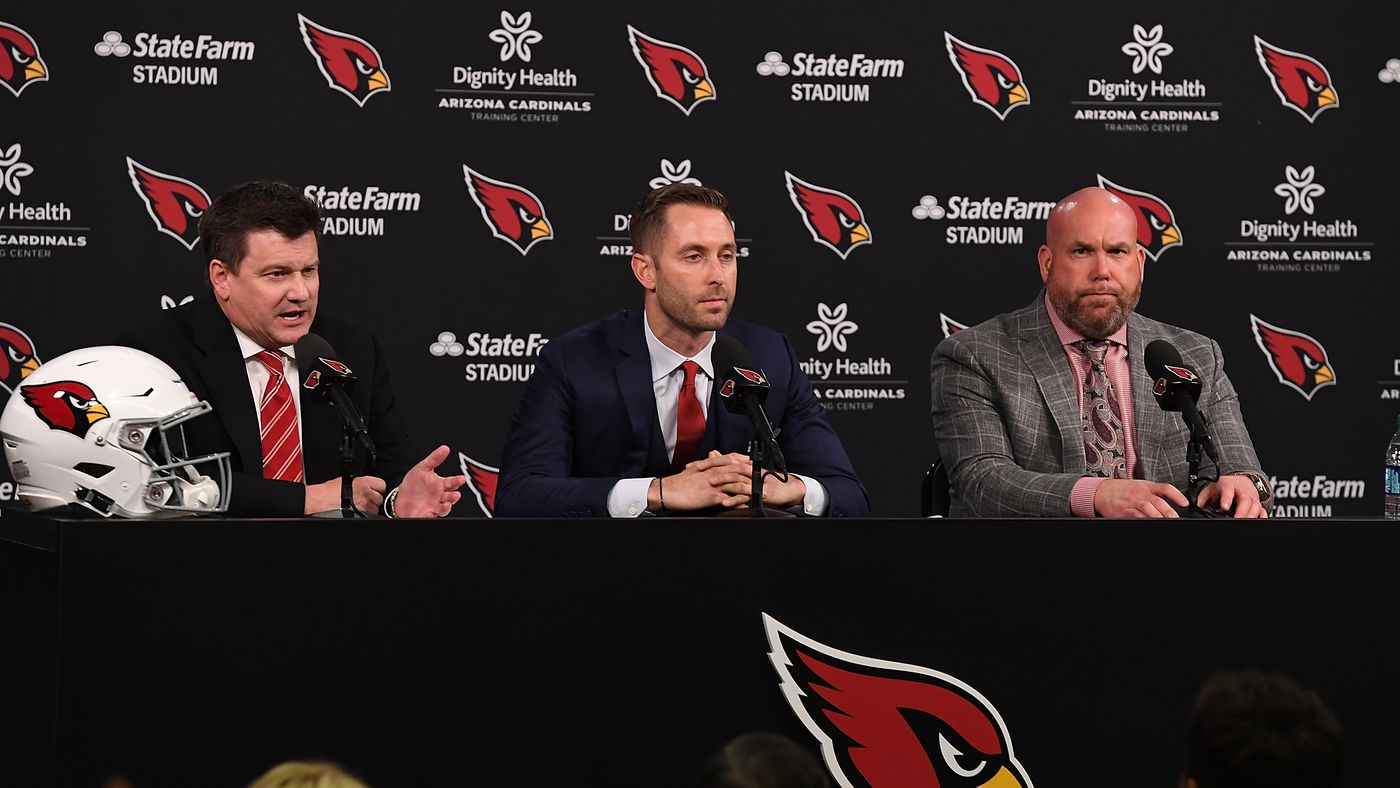 What the Cardinals do with the No. 1 pick is biggest question of the 2019 NFL offseason