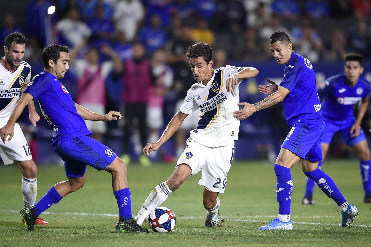 MLS: Leagues Cup-Cruz Azul at LA Galaxy