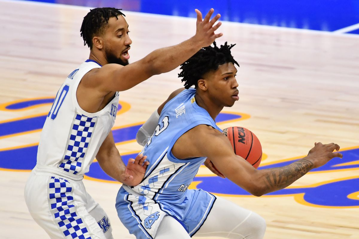UNC Basketball: How Caleb Love and R.J. Davis compare to past ...