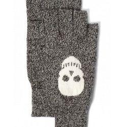 """Autumn Cashmere skull fingerless gloves, <a href=""""http://otteny.com/skull-fingerless-gloves-52955.html"""">$120</a> at Otte"""