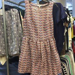 Joie silk dress, $60