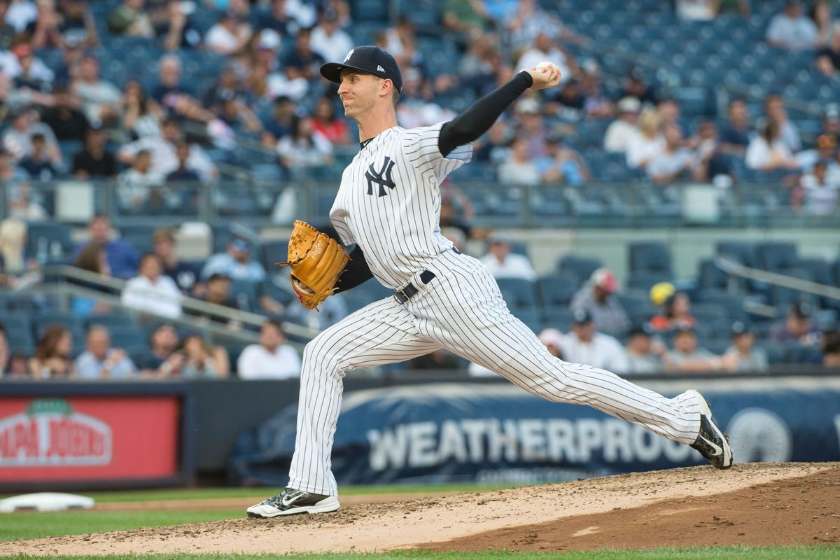 MLB: Game Two-Cleveland Indians at New York Yankees