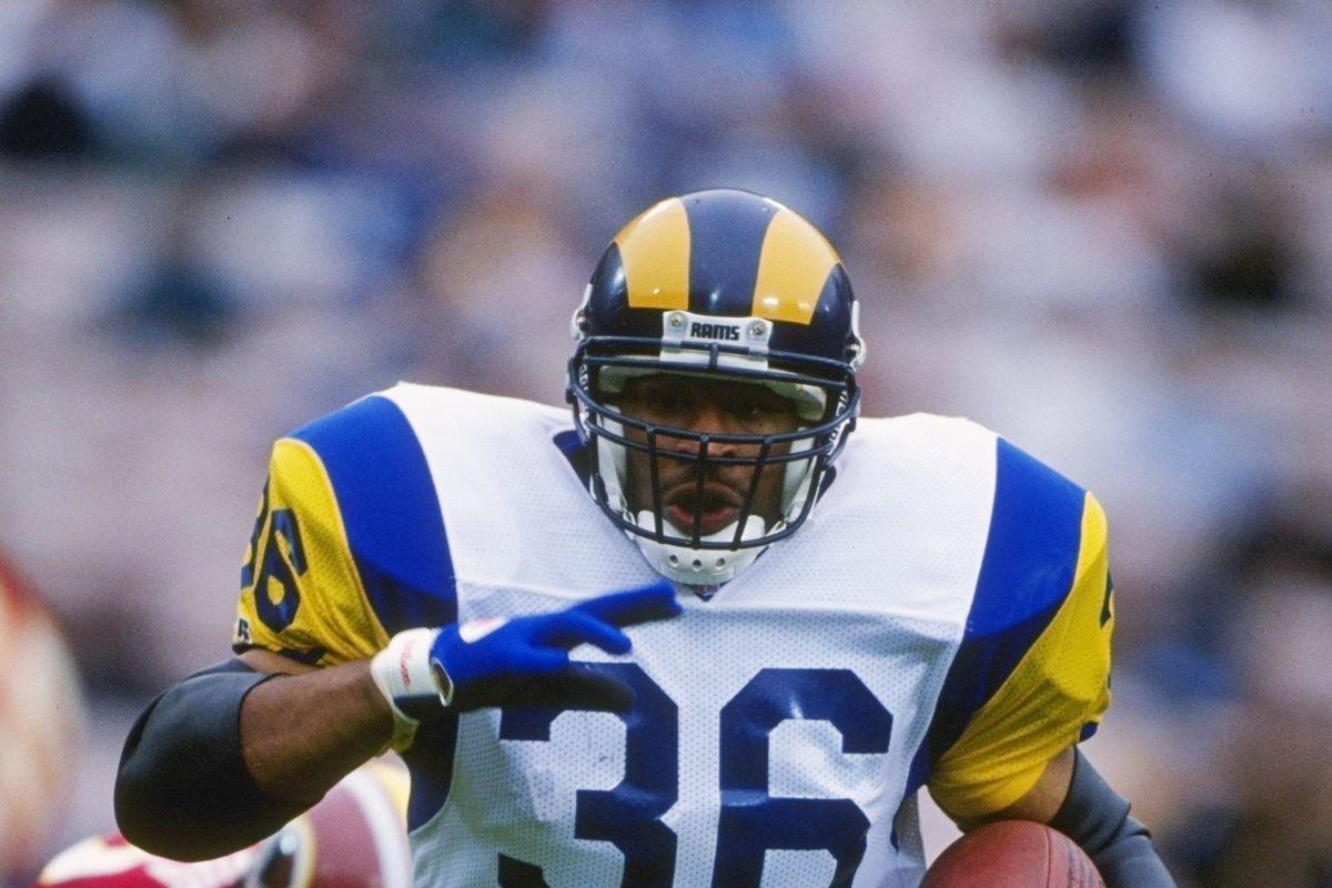 Former LA Rams RB Jerome Bettis