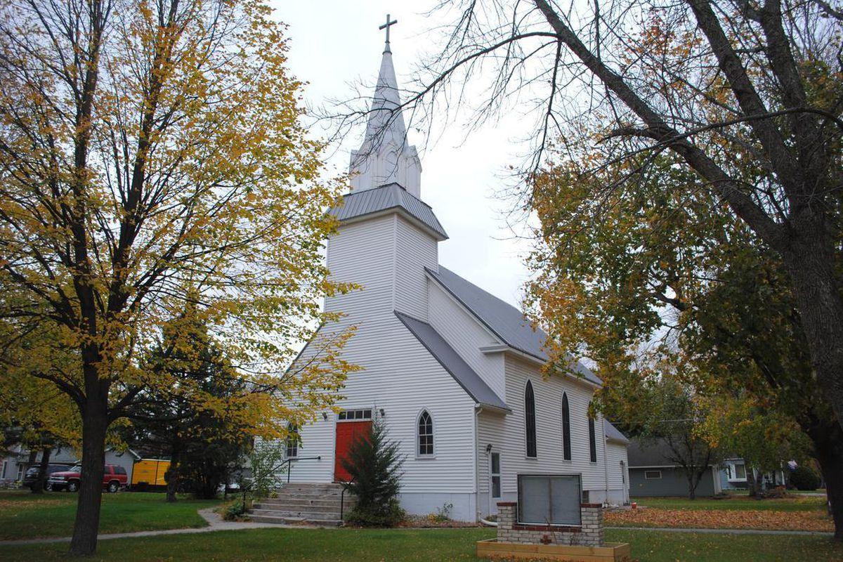 Murdock church
