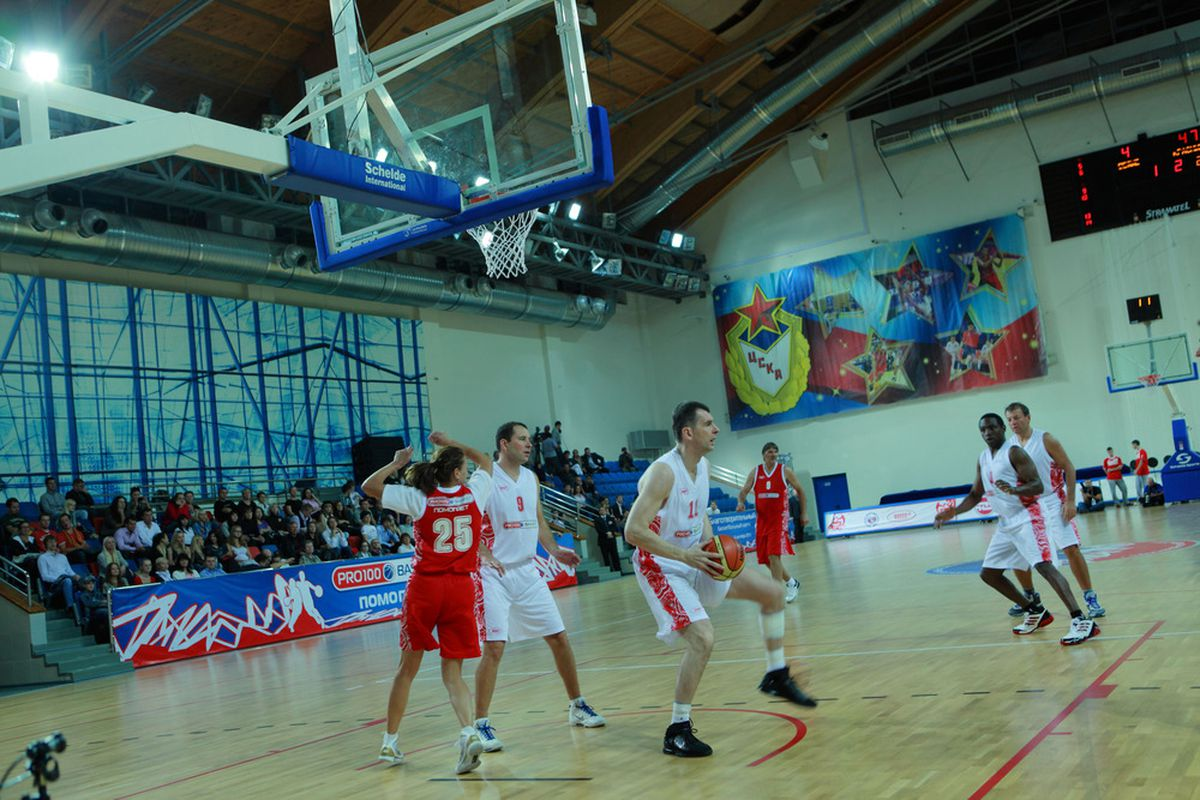 Pro100 Basket
