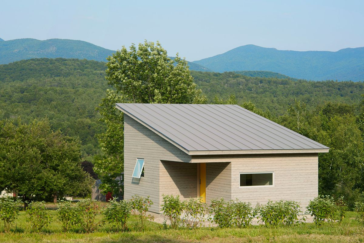 Energy efficient Micro House frames mountain views in Vermont Curbed