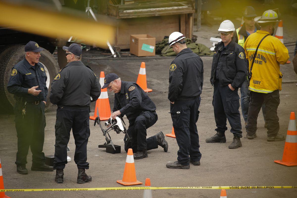 Dozens Dead in Oakland Warehouse Fire