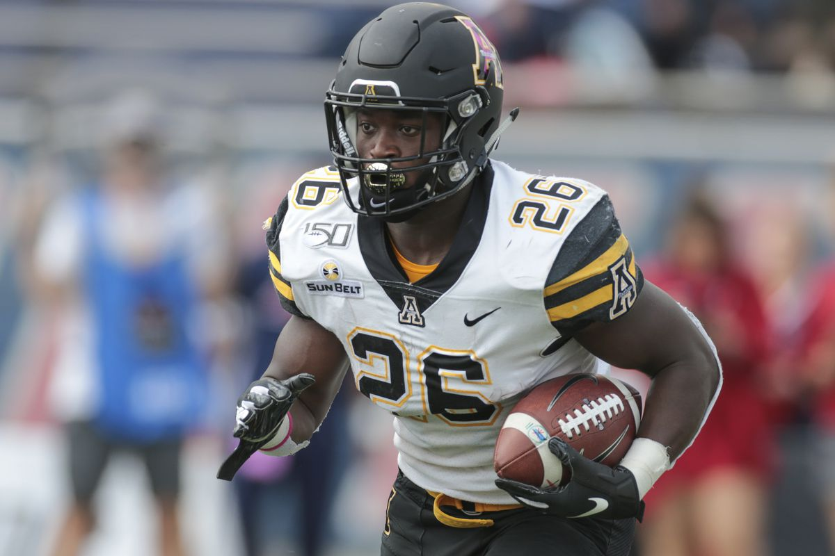 COLLEGE FOOTBALL: OCT 26 Appalachian State at South Alabama